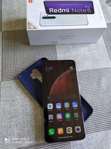 redmi 6 pro цена в бишкеке в Кыргызстан: Xiaomi Redmi Note 8 Pro   128 ГБ   Белый   С документами