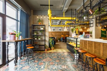 Качественная мебель для ресторанов и кафе в Бишкеке в Бишкек