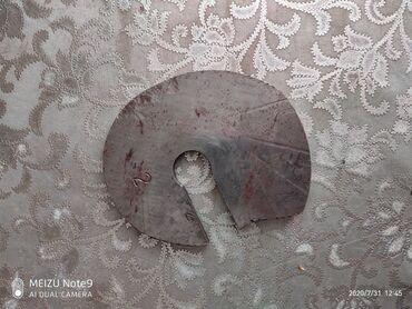 Ev və bağ Şirvanda: Sovetden qalma matricca dezgahlara lazim olar