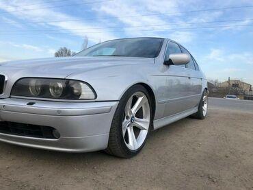 BMW 5 series 2.5 л. 2001 | 200 км