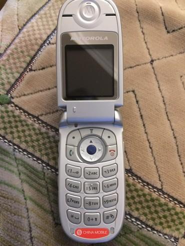 Motorola e378i - Azerbejdžan: Motorolla duymeli telefon