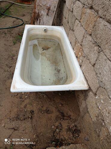 ванна из стекловолокна в Азербайджан: Cuqun vanna. Heç bir problemi yoxdu. Real almaq istəyənlər mesaj yazsı