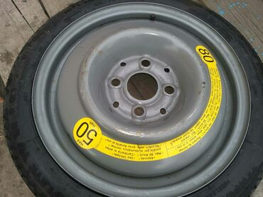 диски шкода r16 в Кыргызстан: Запаска от Фольсваген Поло 2500 сом  ватцап Тема не моя. Звоните