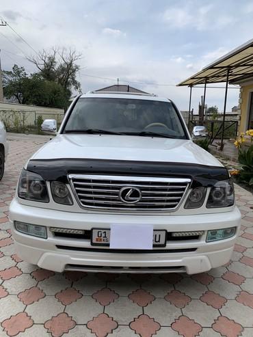 Lexus LX 4.7 л. 2007 | 147000 км