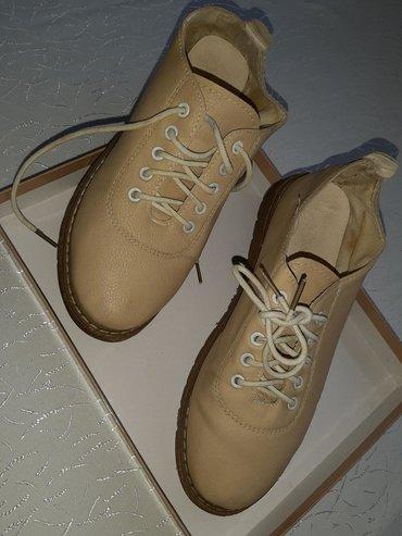 Мужская обувь в Азербайджан: Qadın üçündür 5 manata satılır.1 dəfə geyilib.36-37 razmerə uyğundur