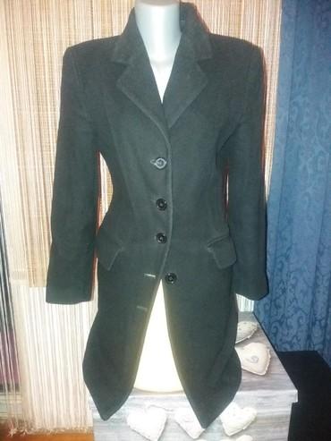 Kaput-ramena-rukav-cm - Srbija: AMC zimski kaput velicina 40 duzina kaputa 90 cm sirina ramena 45 c