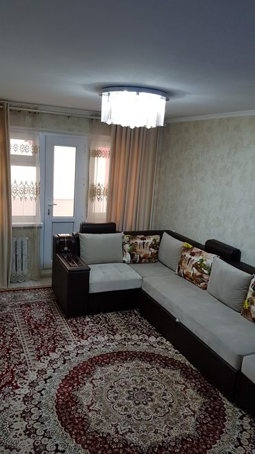 Продаю 2х комнатную квартиру в 6м. мкр. в Бишкек
