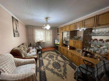квартиры в рассрочку на 5 лет in Кыргызстан   ПРОДАЖА КВАРТИР: Индивидуалка, 2 комнаты, 46 кв. м С мебелью, Раздельный санузел, Неугловая квартира