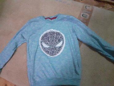 Ostala dečija odeća | Pirot: Bluza pisi brisi vel 7_8 god