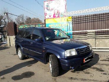 Suzuki - Кыргызстан: Suzuki Vitara 2002