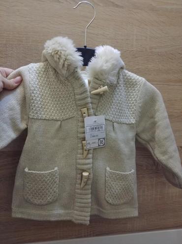 Zimske helanke teksas jaknice bluzice za - Srbija: Nova jaknice-dzemperic za devojcice 86 velicina