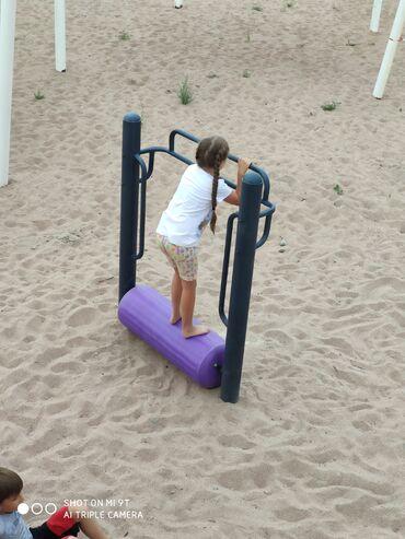 Детская мебель - Цвет: Красный - Бишкек: Беговая дорожка для детей и взрослых