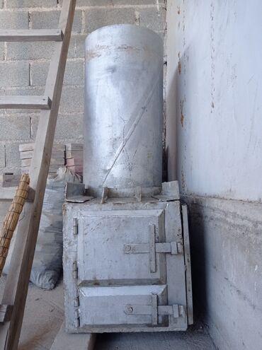 печка для бани в Кыргызстан: Печка для Бани ---------------- Вместимость: 100 литров Расход: Оптима