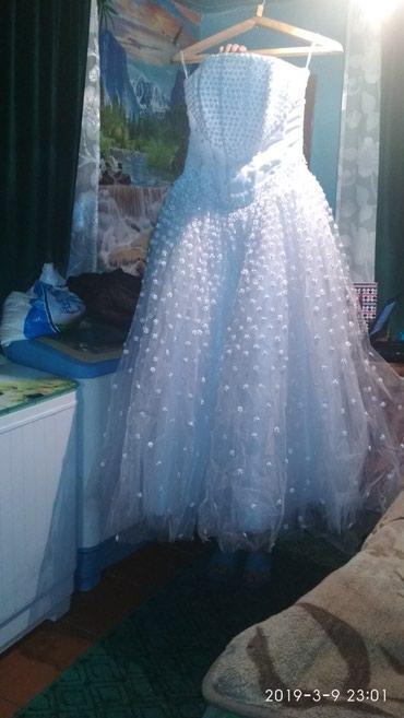 Свадебные платья - Токмак: Продается свадебное платье, состояние идеальное к нему прилагается
