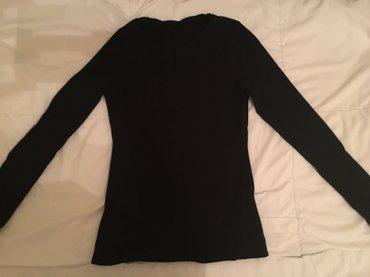 Samostojeca-carapa-sa-likrom-transparentna-srednja-mat-gerbi-balza - Srbija: Majica, pamuk sa likrom. Velicina xs. Bez ostecenja