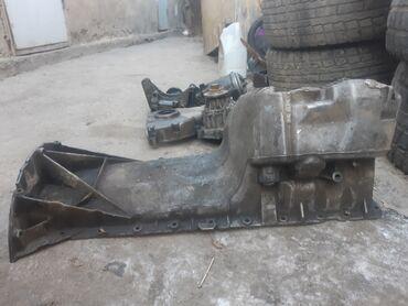 бу запчасти для американских авто в Кыргызстан: Продаю поддон бмв е34 об 2.0 2000 сом оканчательно