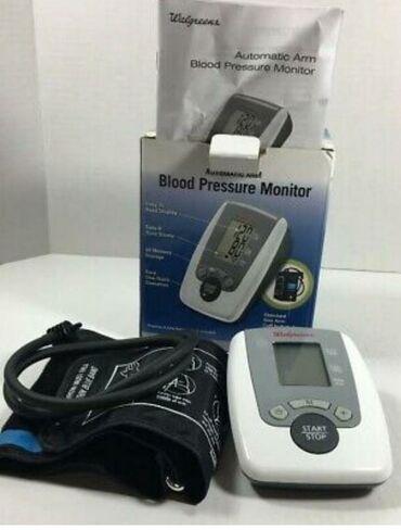 Аппарат для измерения давления, также указывает пульс.Есть функция