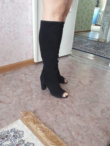 Женские сапоги в Токмак