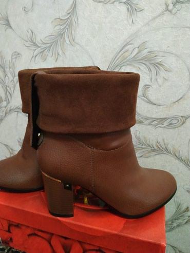 Продаю новые ботиночки...размер 36..40 в Лебединовка