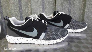 Nike muske patike-made in vietnam-crno-sive#novo#br. 40-45! Patike su - Nis