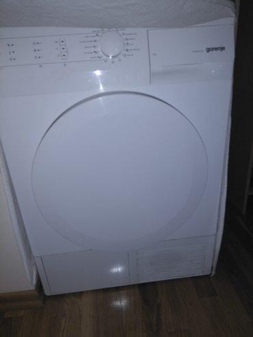 Masina za susenje vesa - Srbija: Mašina za pranje Gorenje