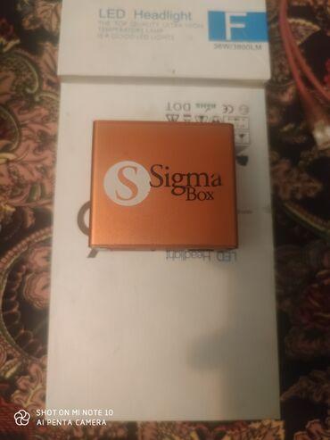 SigmaBox Z3x Volcano