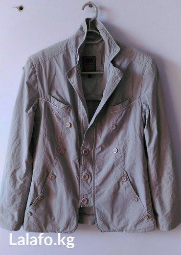 Куртка мужская Турция фирменная, плотный хлопок, разм m(46-48), в хоро в Бишкек