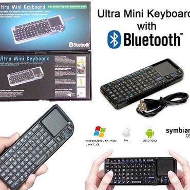 Bakı şəhərində wireless bluetooth sunursuz klaviatura ve maus. blutuz klaviatura.