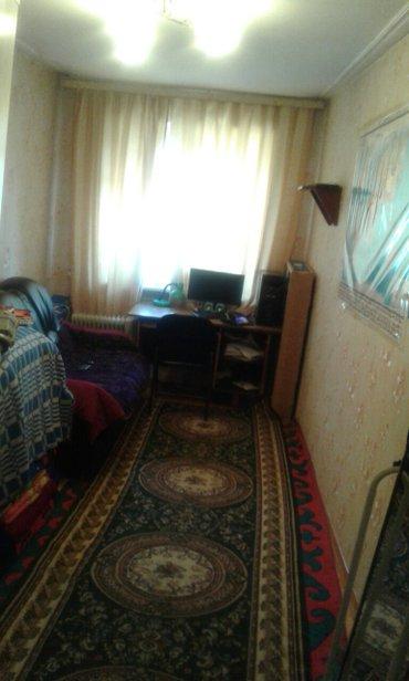 В сокулукском районе в г .Шопокове продаю 3-х комнатную квартиру второ в Бишкек