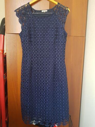 honda lead 48 в Кыргызстан: Продам платья размер 46-48 Синие  Двойка
