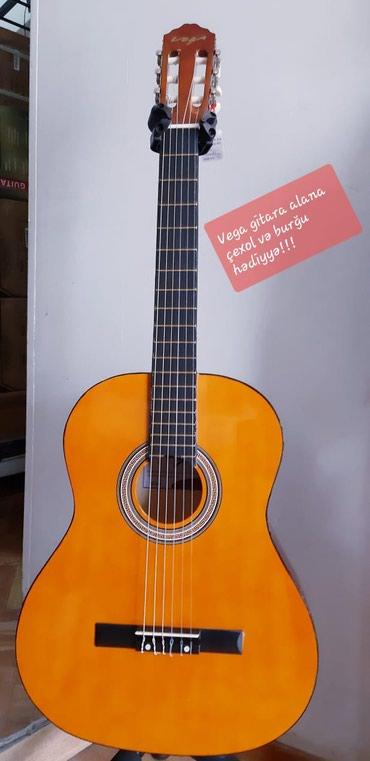 qitara - Azərbaycan: Klassik gitara Vega Musiqi aletleri magazasi gitaralar teklif