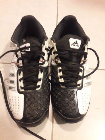 Adidas - Ελλαδα: Αθλητικά επαγγελματικά παπούτσια adidas Ν41 με σιδερένιες αγκράφες αγο