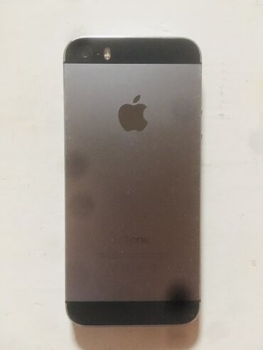 Polovni iPhone 5s 16 GB Crn