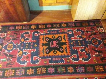 Xalçalar Qubada: Quba sumax palaz 1979ci ilindir(caşnı Qocaq Nebi)xalinin uzerinde