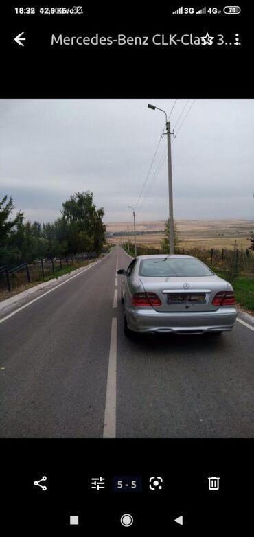 Mercedes-Benz в Чолпон-Ата: Mercedes-Benz SLK 32 AMG 3.2 л. 2001 | 3245688 км