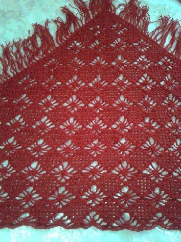 шерстяные одеяла в Кыргызстан: Продаю шерстяные шали ручной работы.Новые