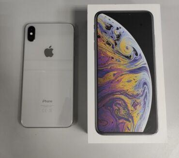 apple-iphone в Кыргызстан: Продаю iPhone XS Макс 256 гб  в идеальном состоянии сост. 10 из 10, Ба