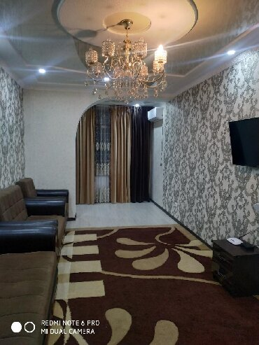 Apartment for rent: 3 bedroom, 85 sq. m, Bishkek