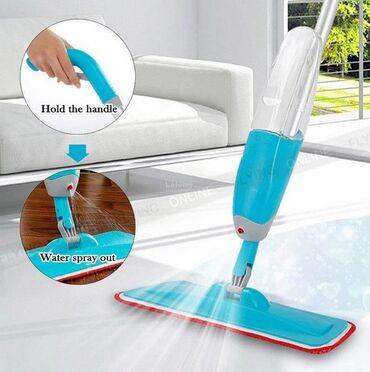 Mop sprej Čistač podova Healthy Spray MopSpecijalno dizajniran za