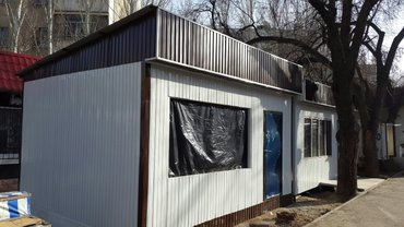 сварочные работы делаем павелёны в Бишкек