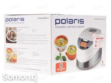 Техника для кухни в Душанбе: Мультиварка Polaris PMC 0515AD новый неиспользованный