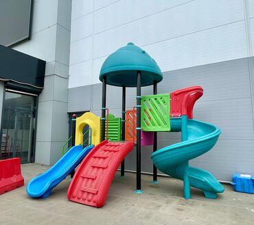 Купить детскую площадку! Современные и яркие детские игровые площадки!