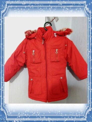 бутик мусульманской одежды в Кыргызстан: Продается зимняя детская куртка, размер 16 (примерно на 3 года), б/у