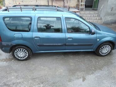Dacia - Azərbaycan: Dacia Logan 1.5 l. 2007