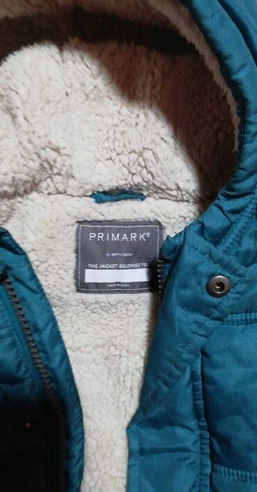 Prodajem Primark zimsku jaknicu vel. 86,toplu kratko nosenu uz nju idu