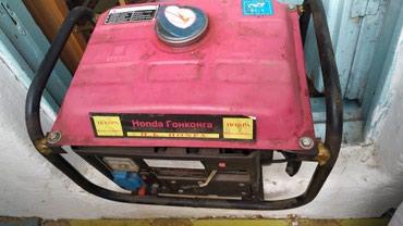 Генератор 1500w лёгкий удобный в Каракол