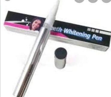 Lepota i zdravlje | Bor: Olovka za izbeljivanje zubaCENA:650Olovka za izbeljivanje zuba Bright