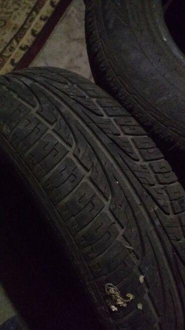 летние шины на 14 цена в Кыргызстан: Зимний сезон 4шт летный4шт размер 185/65/14 цена каждый пары6000 сом