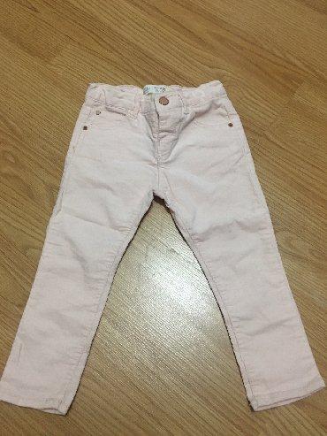 Zara, nove pantalonice za izrast od 18-24