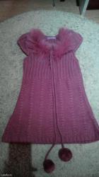 Tunika ili haljina u zavisnosti od visine i godina detet. Roze - Pancevo